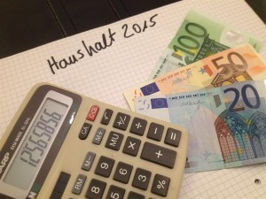 Haushalt 2015 - Symbolbild